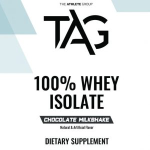 281 - 2lb 100% Whey Isolate Chocolate